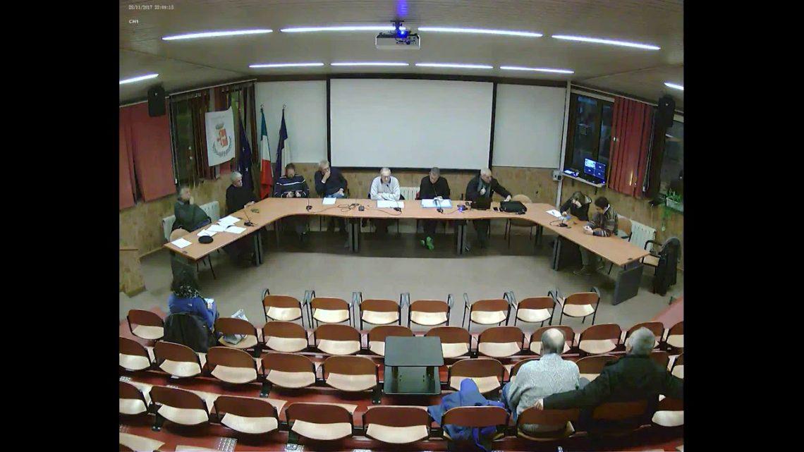 Consiglio comunale Marzo 2021